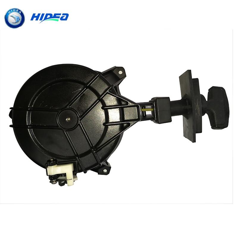 купить Hidea Starter Assembly For Hidea 9.8F 2 Stroke 9.8HP Boat Motor по цене 4366.23 рублей