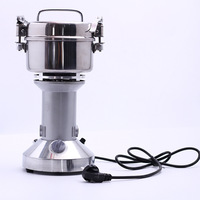 100g Best Motor Mini Electric Grain Weed Salt Spice Mill Grinder Portable Stainless steel FOR food coffee pepper machine