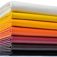 50x140cm Artificial Leather For Upholstery Diy Soft Textile Leather Fabric For Furniture Chair Leatherette Fabric Telas