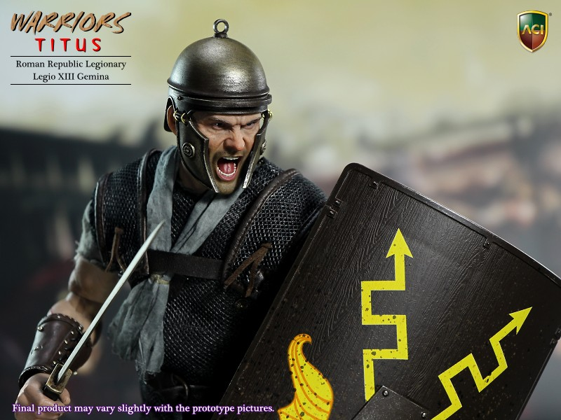 1/6 scale figure doll Roman Republic Thirteenth Corps Titus.12 action figures doll.Collectible figure model toy gift 1 6 scale collectible figure doll roman republic thirteenth corps titus 12 action figures doll plastic model toys