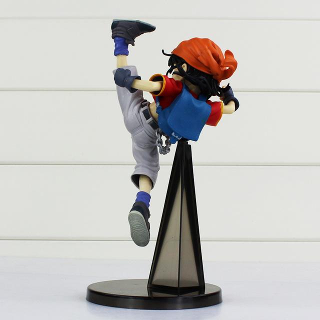 Dragon Ball Z Pan Banpresto Scultures Figure