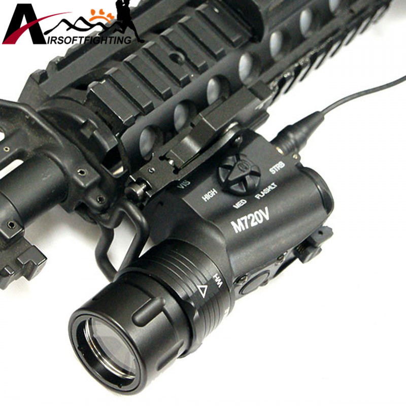 Element M720v Tactical Light Strobe Version Airsoft Combat