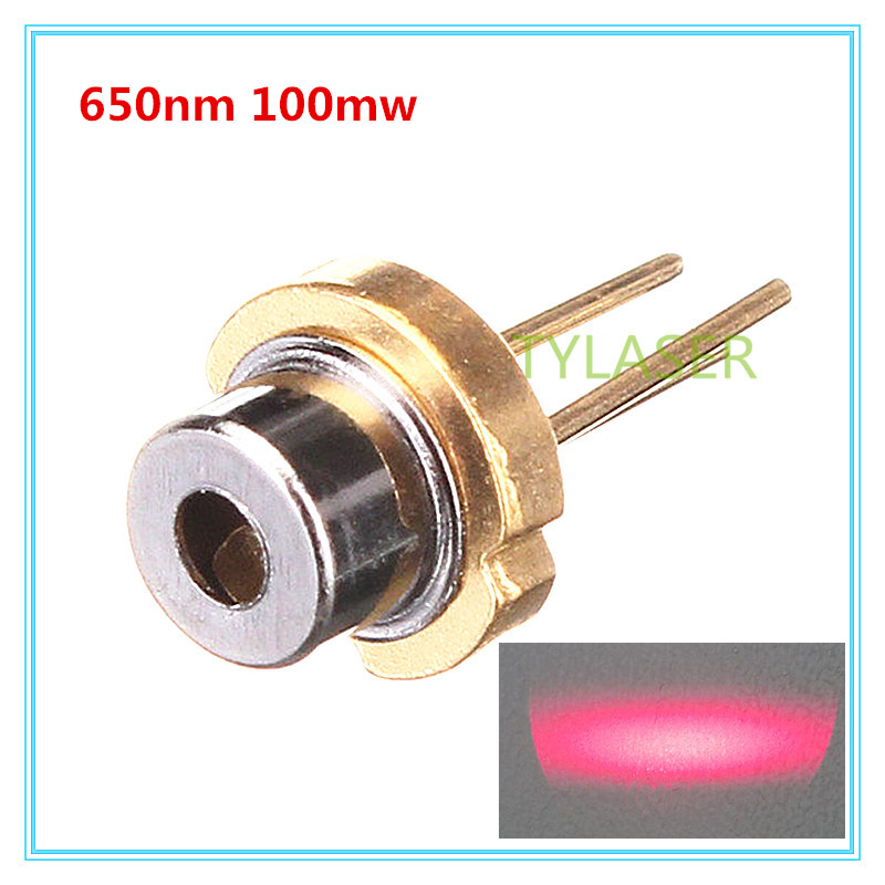 650nm 660nm 100mw Red Laser Diode  ML101J23