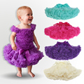 Baby Tutu Skirts Tulle Fluffy Newborn Tutu Skirt Girls Princess Pettiskirts Kids Dance Miniskirt Ballet For Party Birthday Gifts