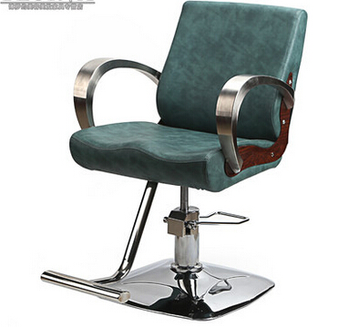 Vogue Of New Fund Of 2016 Upscale Hairdressing Chair. Hydraulic Chair. All Stereotypes Sponges Blue Water