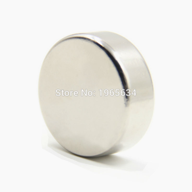 1pcs <font><b>Neodymium</b></font> N35 Dia 30mm X 10mm Strong <font><b>Magnets</b></font> Tiny Disc NdFeB Rare Earth For Crafts Models Fridge Sticking <font><b>magnet</b></font> 30x10mm image