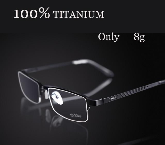 9413b21be06 Titanium eyeglasses marcos de lentes opticos fashion brand designer  eyeglasses frame prescription glasses online oculos de