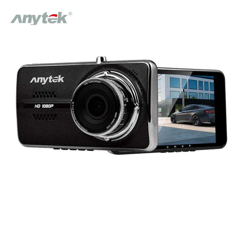 Anytek Car Camera Registrator Video-Recorder Dash-Cam Motion-Detection Night-Vision Wide-Angle