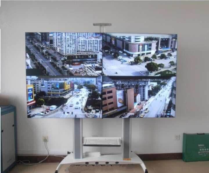 где купить 4 Screen TV Cart Mobile NB AVT1800-60-4P 42