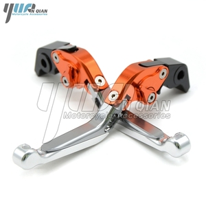 Image 1 - YUANQIAN For KTM 990 SuperDuke 2005 2012  Folding Brake Clutch Lever 690 Duke 2005 2006 2007 2008 2009 2010 2011 2012