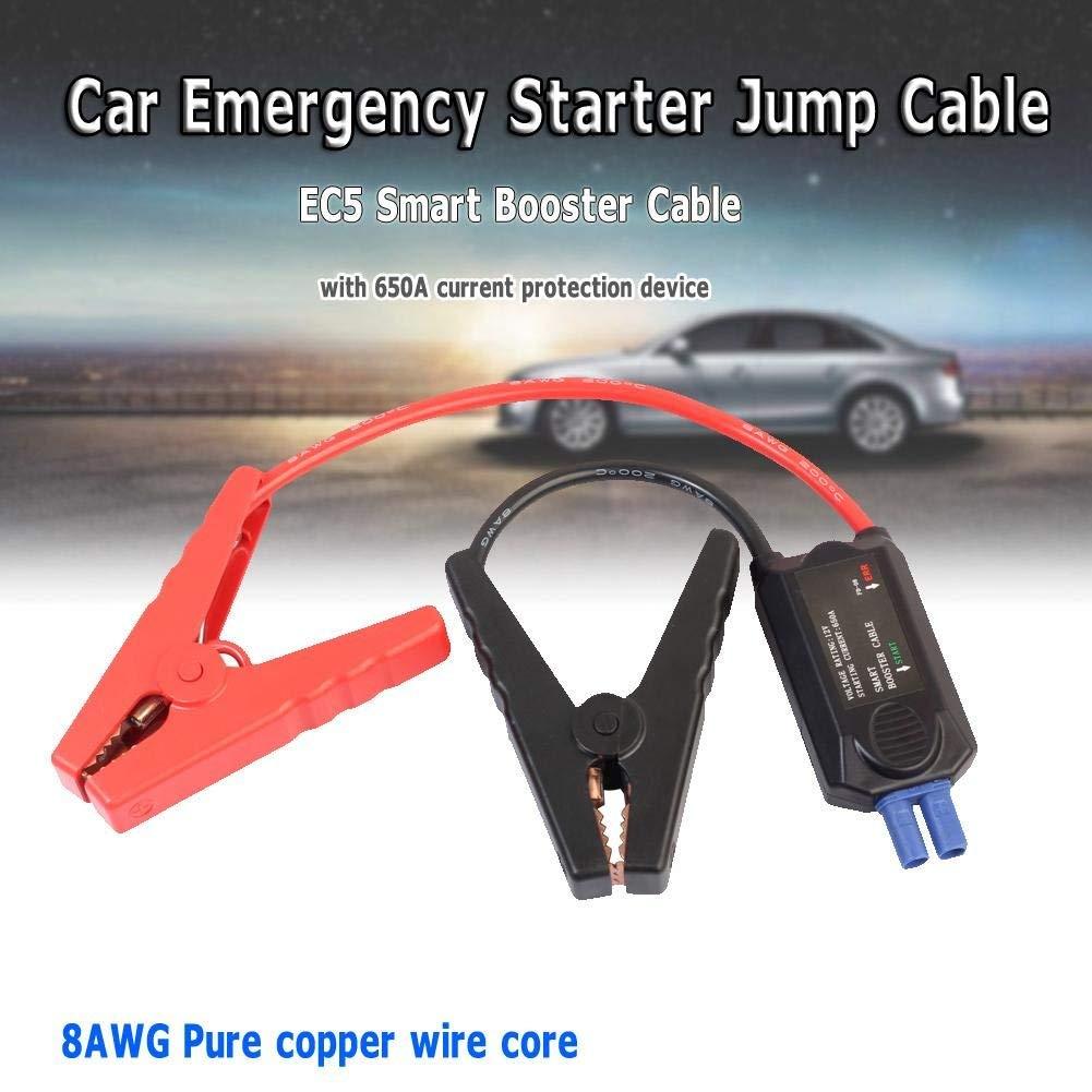 cabo jacaré braçadeiras de carro de emergência booster clip