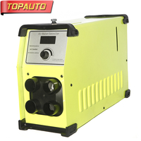 TopAuto 5KW Air Diesel Parking Heater 12V/24V Better Than Webasto Eberspacher Integrated For Cars Truck Bus Caravan Boat Warming