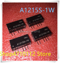 IC NEW 5PCS A1215S-1W A1215S 1W SIP-5 IC