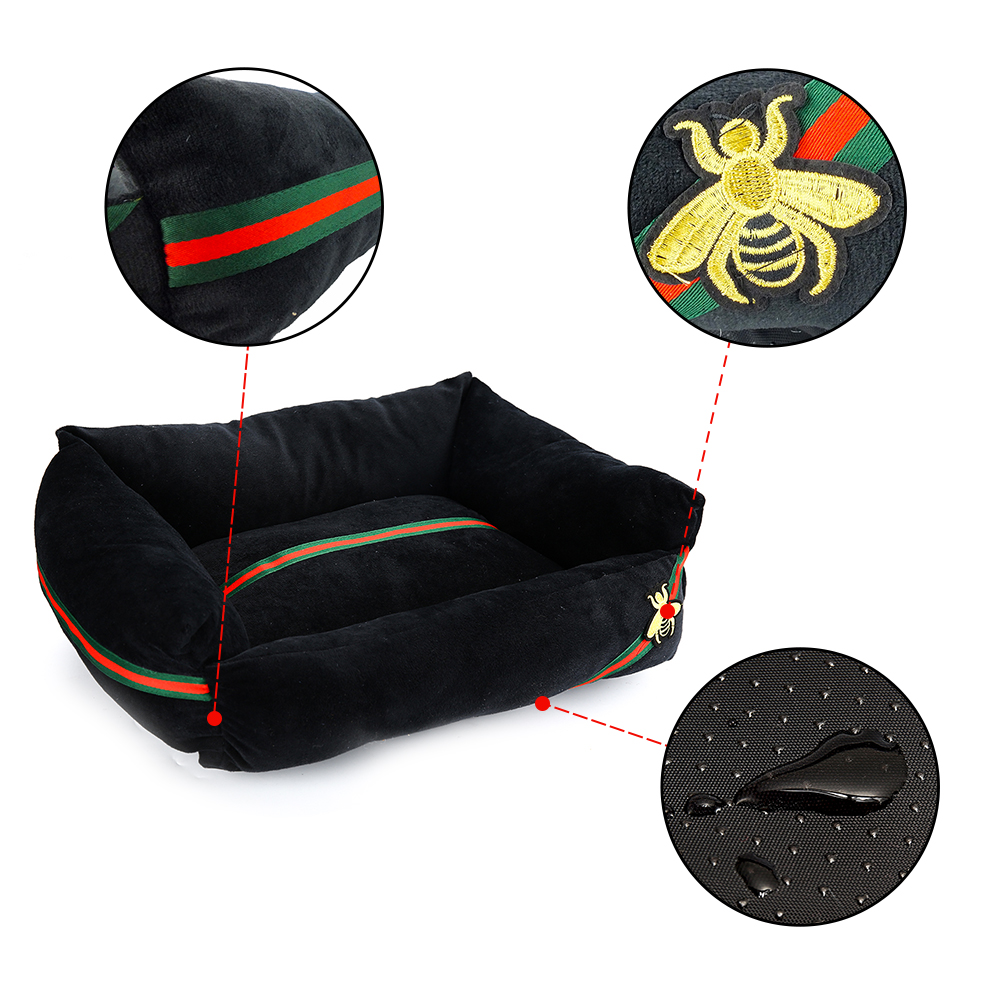 Pet Dog Bed Sofa Dog Waterproof Bed For Small Medium Large Dog Mats Bench Lounger Cat Chihuahua Puppy Bed Mat Pet House Supplies (12)