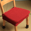 Elastic chair seat cover bundle chair seat cover wood chair seat covers corrugated elastic seat cover