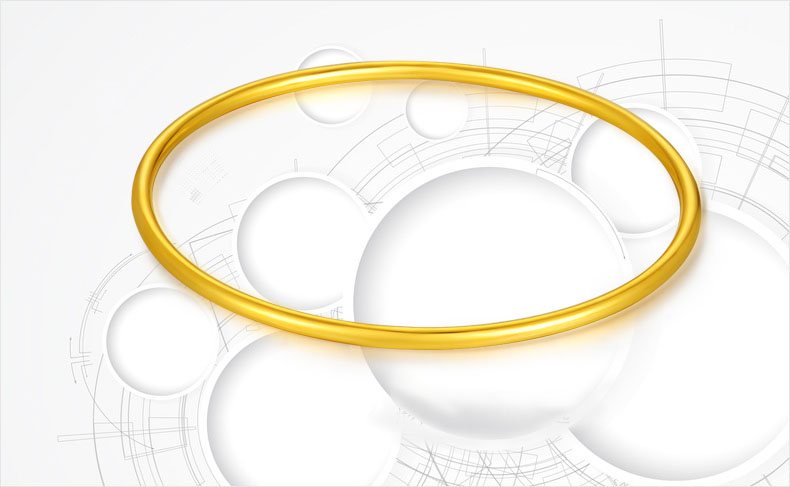 24K Pure Gold Bracelet Real 999 Solid Gold Bangle Simple Fashion Upscale Beautiful Glossy Classic Fine Jewelry Hot Sell New 2018