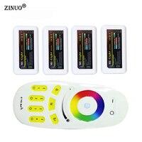 1XRGB W Remote 4X RGBW Controller 2 4G 4 Zone Mi Light Wireless RF Remote Controller