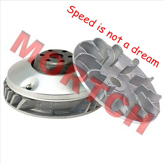 US $89 99 |Motorcycle Parts CFMotor 172mm CF250 CH250 CN250 Helix 250cc CVT  Variator Set Front Clutch Pulley For Water Cooled Engine on Aliexpress com
