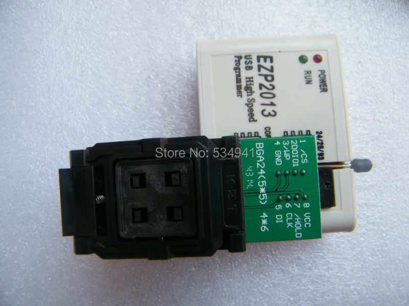 Image 5 - NEW ORIGINAL BGA24 to DIP8 BGA24 turn DIP8 programmer adapter 6*4MM+5*5MM Frame for W25Q54 TL866CS TL866A PEZP2010 2013 socket-in Integrated Circuits from Electronic Components & Supplies