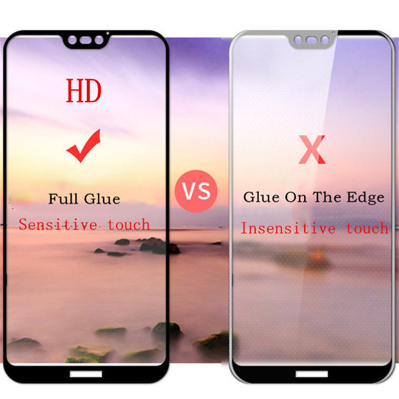 2PCS Screen Protector Xiaomi Mi Max 3 Glass Tempered Glass Xiaomi Mi Max 3 Glass Xiaomi Mi Max 3 Full Glue Coverage Glass Film in Phone Screen Protectors from Cellphones Telecommunications