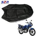 Чехол для сиденья мотоцикла S2R для YAMAHA YBR125 YS150 YBR YB 125 YS150 универсальная подушка для скутеров кожаный чехол