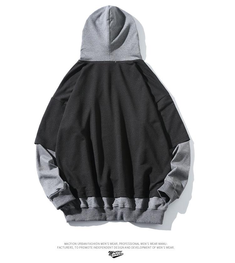 cette capuche femmes Streetwear 7