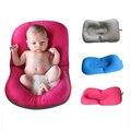 Infantil Banho Do Bebê Pad Anti-Slip Mat Banheira NewBorn Segurança segurança Apoio Assento de Banho Do Bebê Chuveiro Portátil Almofada de Ar cama Infantil