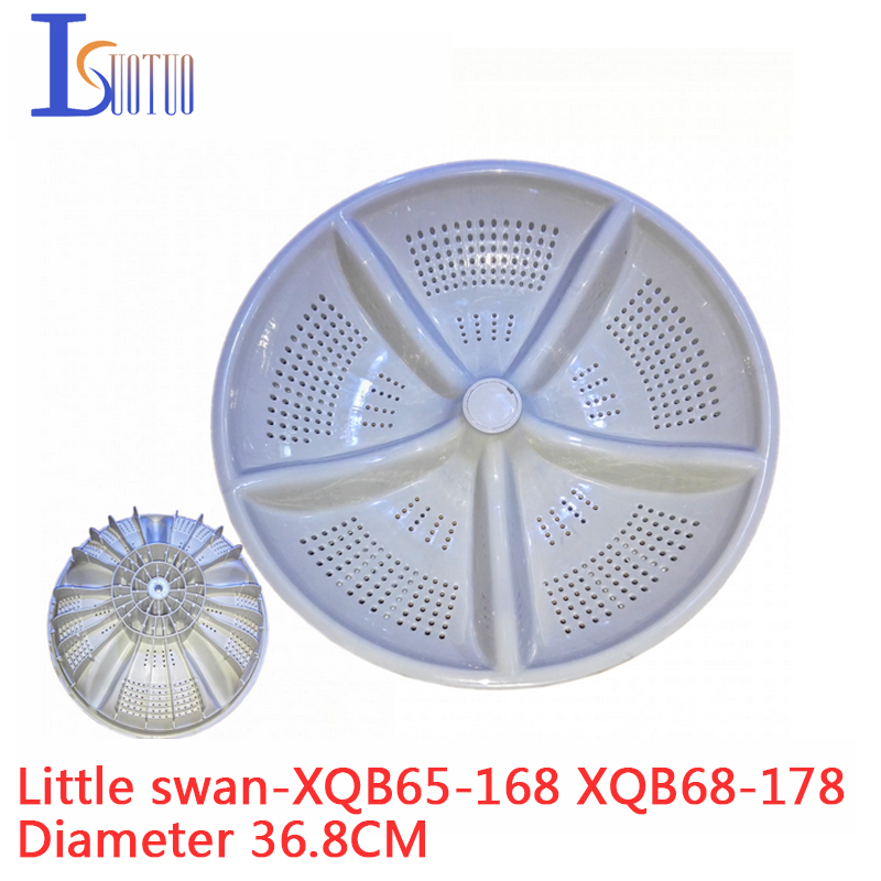 Capable Royalstar Washing Machine Pulsator Xqb65-168 Little Swan Swan Boerka Xqb68-178 Rotary Vane 36.8cm Home Appliances