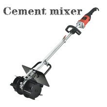 Industrial Grade Mixer Electric Speed Control Handheld Paint Cement Plaster Mortar Coating Mixer Putty Powder Mixing Machine