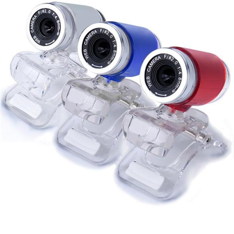 Advanced 2017 New 3 Colours Webcam USB 50MP HD Webcam Web Cam Camera for Computer PC Laptop Desktop drop shipping
