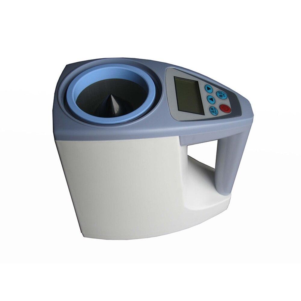 Haute précision d'analyseur d'humidité de Grain de mètre d'humidité d'ordinateur avec la capacité pour telle que le riz, le blé, la céréale de graine de maïs