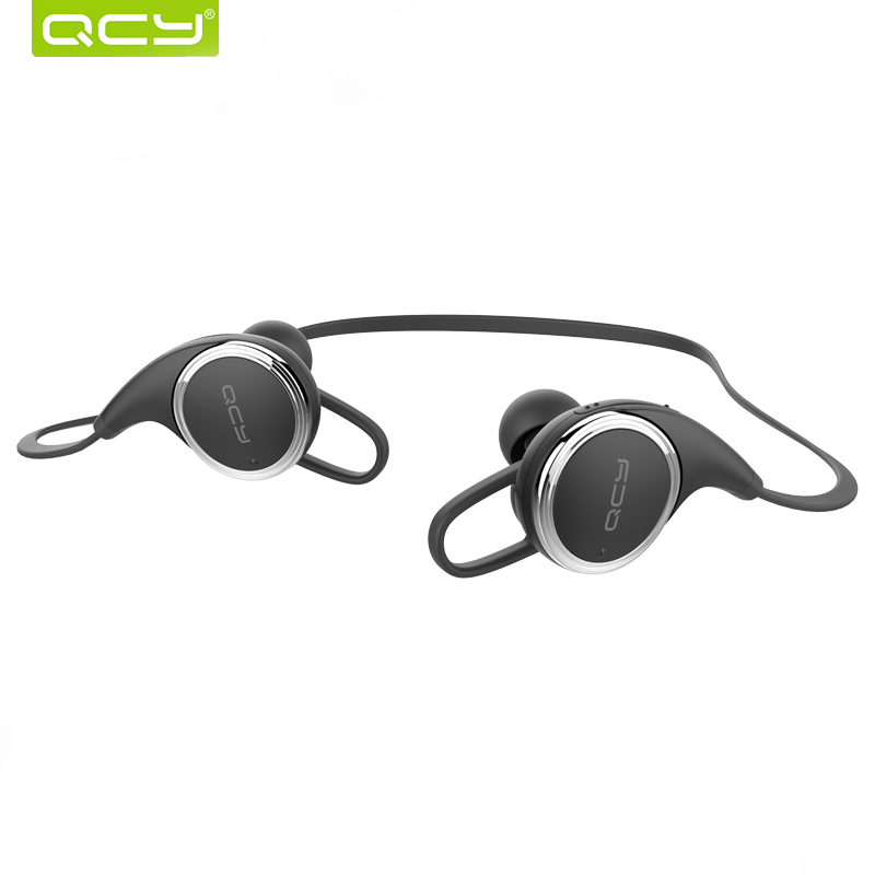 QCY QY8 Bluetooth Earphone Wireless Headset Sweatproof Sports Earbuds Aptx HIFI with Mic for Iphone,Xiaomi,Samsung letike bluetooth headphones wireless sports earphones sweatproof headset magnetic aptx hifi 3d stereo with mic for iphone xiaomi
