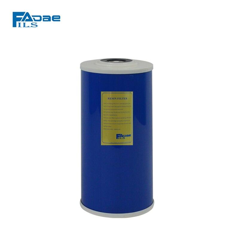 Смягчение Замена Фильтры 10 х 4.5 Big Blue катионита картриджа фильтра для воды