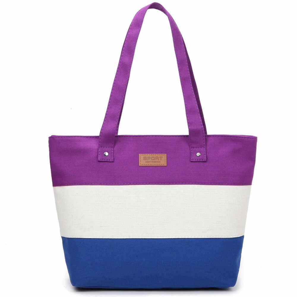 Женская Ручная парусиновая большая пляжная Женская почтальонка сумки, женские сумочки Sac основной Femme De Marque Pochette * 2