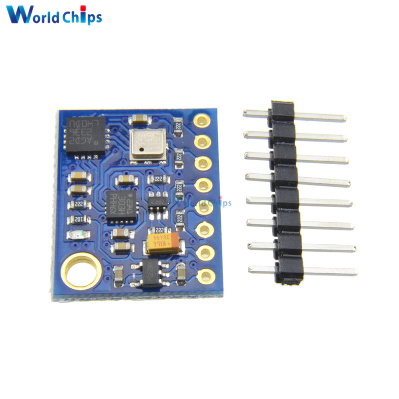 1Set I2C SPI GY-89 10DOF L3GD20 LSM303D BMP180 Gyro Accelerometer Magnetometer Barometer Sensor Board Module GY89 For Arduino1Set I2C SPI GY-89 10DOF L3GD20 LSM303D BMP180 Gyro Accelerometer Magnetometer Barometer Sensor Board Module GY89 For Arduino