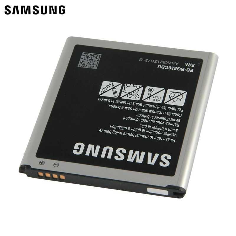 Batterie Samsung EB-BG530CBU EB-BG531BBE Pour Samsung Galaxy Grand Prime J3 2016 G530F J500 On5 J5 2015 G530H G5309W G530 SM-G531H