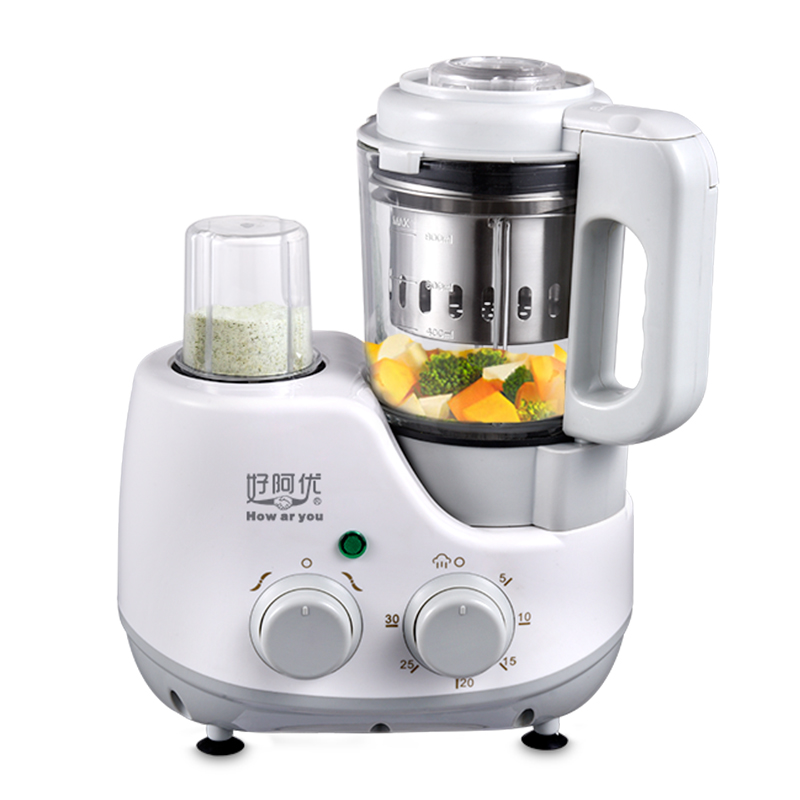 Food Mixer Food Supplement Cooking and Mixing Machine Baby Automatic Mini Multi-function Baby Food GrinderFood Mixer Food Supplement Cooking and Mixing Machine Baby Automatic Mini Multi-function Baby Food Grinder