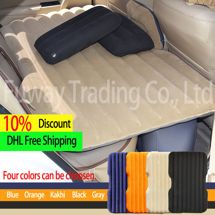 Car Air Mattress Travel Bed Back Seat Cover Inflatable For Camping In Automobiles Covers From