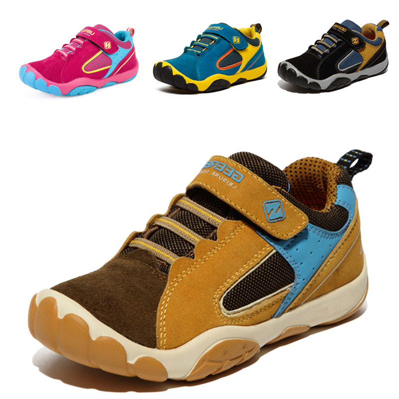 WENDYU  autumn children shoes girls boys brand shoes kids leather sneakers sport shoes boys  CASUAL SHOES Wearable breathable breathable children shoes girls boys shoes new brand kids leather sneakers sport shoes fashion casual children boy sneakers