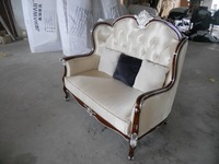 Unique Designer Modern Style Linen Velvet Fabric Cloth Corner Living Room Sofa Set Suite Home Furniture