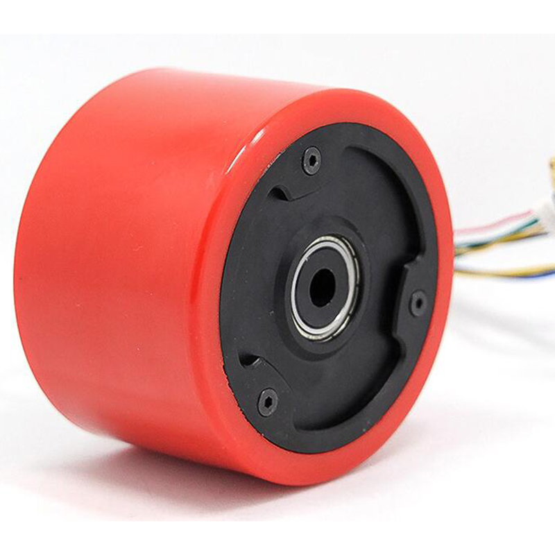 8352 1PCS 24v-36v 260W Electric Skateboard Motor Wheel for Electric Remote Control Scooter Skateboard DIY 4 wheel electric skateboard single driver motor small fish plate wireless remote control longboard waveboard 15km h 120kg