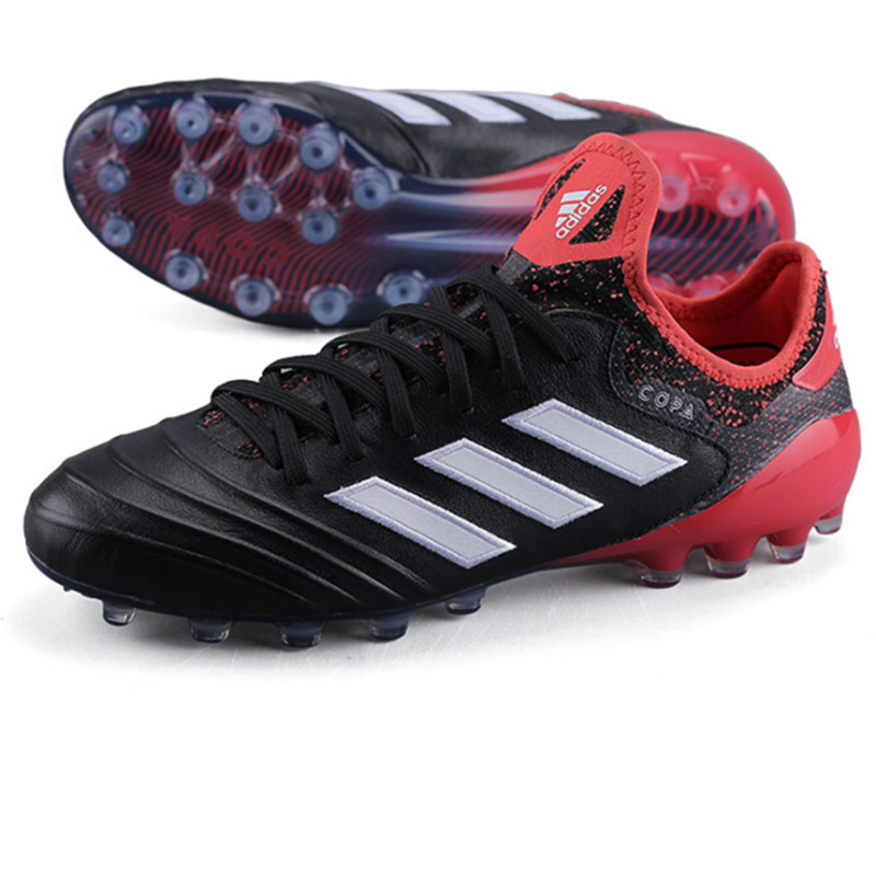 dd8fc603628a Original New Arrival 2018 Adidas COPA 18.1 AG Men s Football Soccer Shoes  Sneakers -in Soccer Shoes from Sports   Entertainment on Aliexpress.com