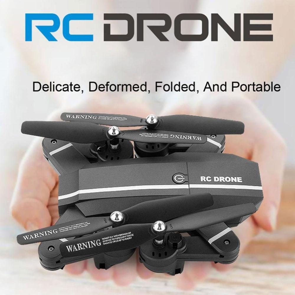 حار بيع جديد جودة عالية أجهزة الاستقبال عن بعد Drone لعب دون WIFI 8807 واط Drone طوي 2.4 جرام و كاميرا الاطفال عيد الميلاد هدايا #258377-في طائرات هليوكوبترتعمل بالتحكم عن بعد من الألعاب والهوايات على  مجموعة 1