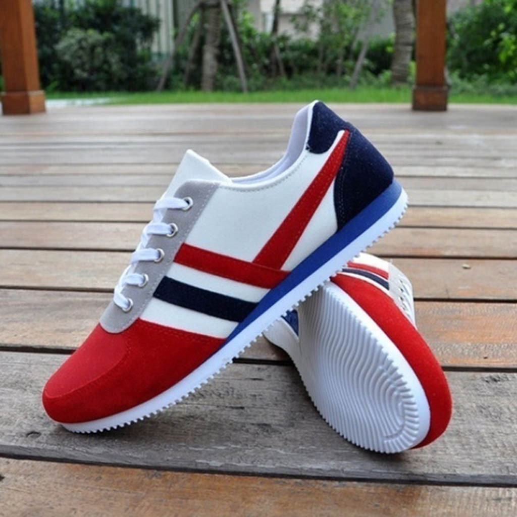 2019 New Men Casual Shoes Lac up Men Shoes Lightweight Comfortable Breathable Walking Sneakers Tenis Feminino 2019 New Men Casual Shoes Lac-up Men Shoes Lightweight Comfortable Breathable Walking Sneakers Tenis Feminino Zapatos Dec21