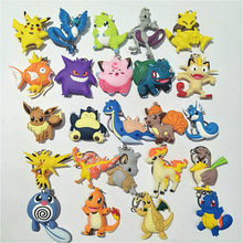 11.11 Rubber Double Sided Pattern Dragon Ball Pet Cartoon Characters Cartoon Animals Keychain Toys Hulk Keyring Key Gift Toys(China)