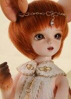 Rabat Feny Necy Fox reborn lalki zabawki bjd soom tsum dziecko rag miękka żywica figurki dollhouse elsa ever after wysokiej baymax