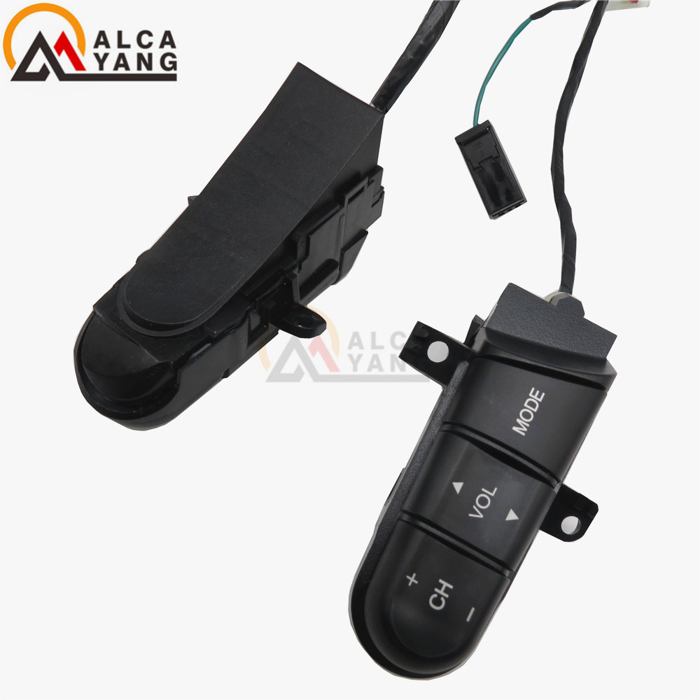 Malcayang ratt ljudkontrollomkopplare / knapp för Honda Civic - Reservdelar och bildelar - Foto 3