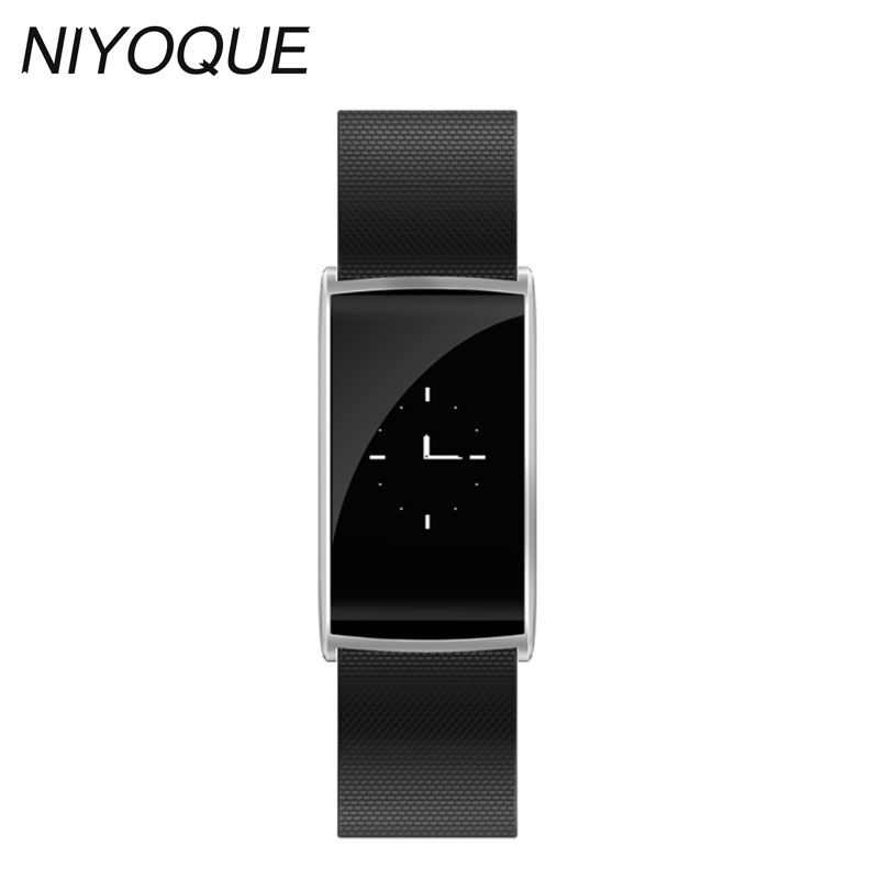 NIYOQUE N108 Smart Band 0.96 inch Heart Rate Monitor Blood oxygen Blood Pressure watch with Fitness tracker Smart Wristband