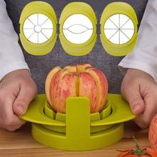 3 в 1 яблоко резки Apple Slicer Ножи помидор резки манго сплиттеры нарезанный пробоотборников инструмент cut фрукты овощи инструменты