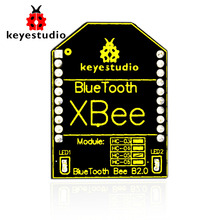 ¡Envío gratis! Keyestudi Bluetooth XBee módulo inalámbrico Bluetooth HC 05 para arduino